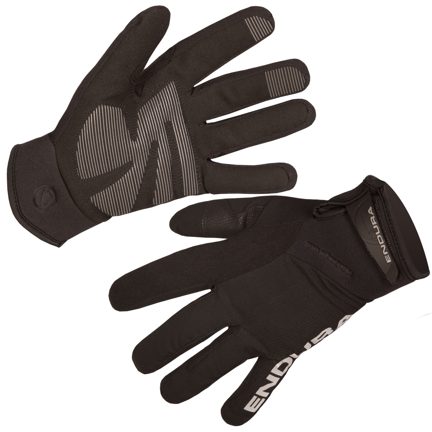 Endura Strike II Womens Gloves - Small - Black