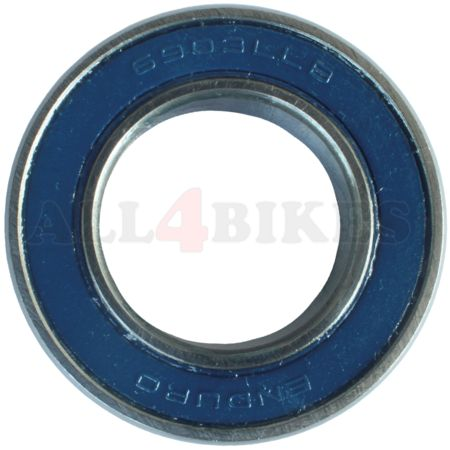Enduro 6903 LLB ABEC 3 Sealed Bearing 17 x 30 x 7mm