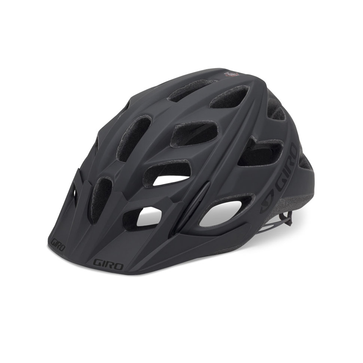 Giro Hex MTB Helmet - Large - Matt Black