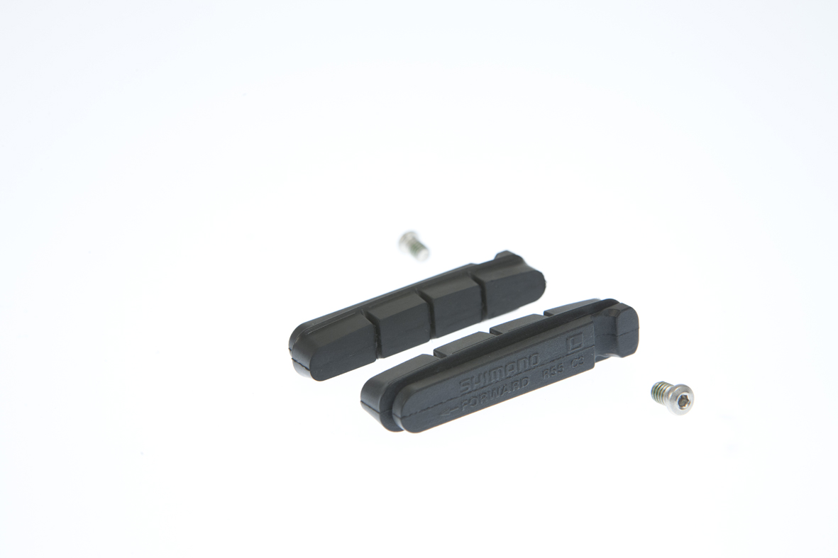 Shimano Dura Ace 7900 R55C3 Road Brake Cartridge Inserts