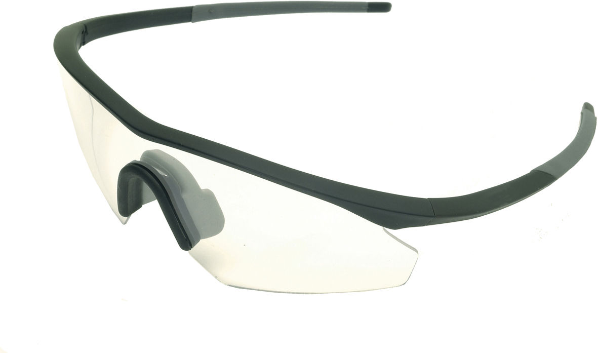 Madison Shields Compact Clear Lens Glasses