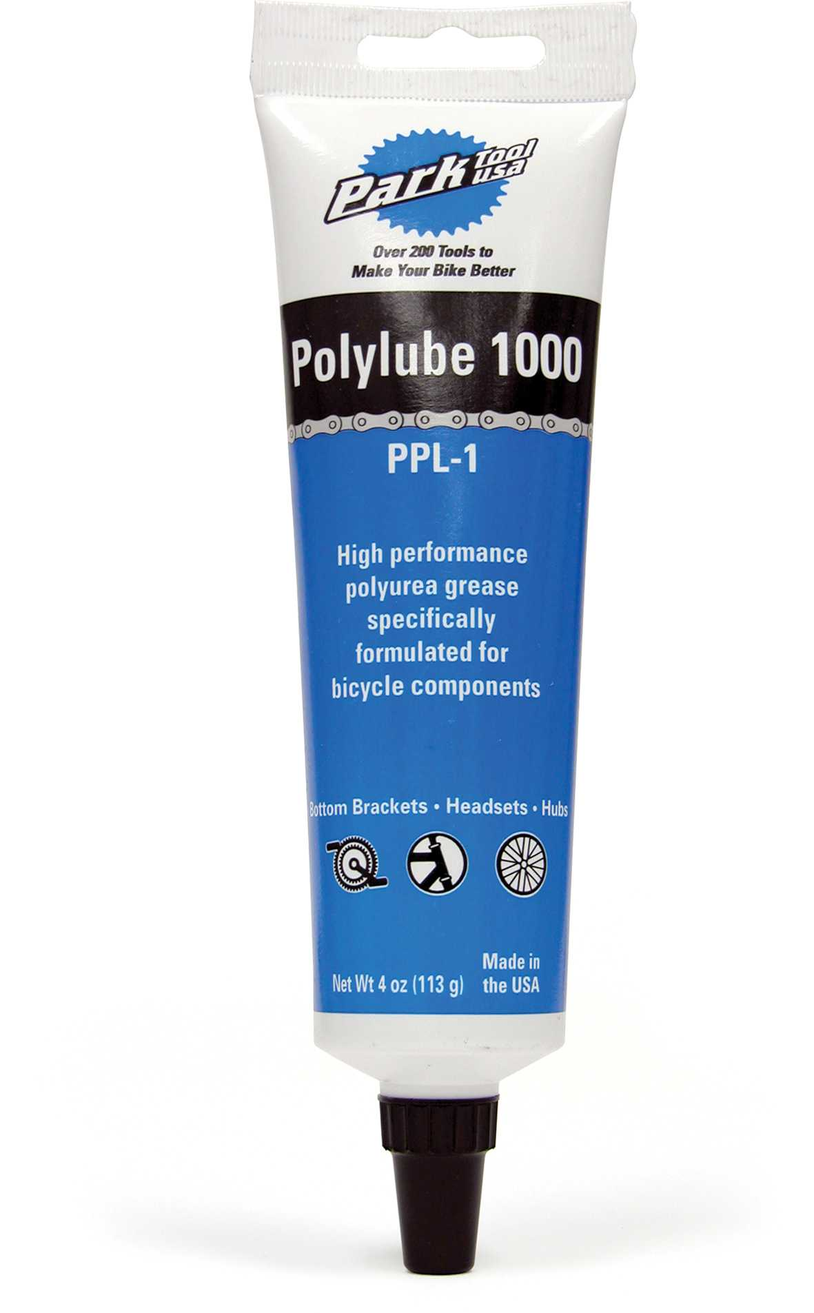 Park Tools Polylube 1000 Grease 4oz
