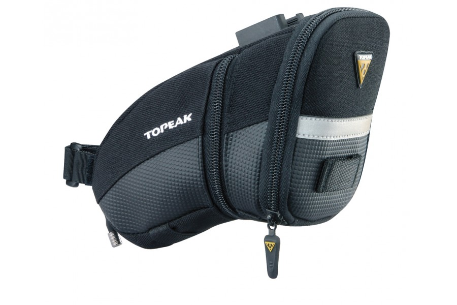 Topeak Aero Wedge Seat Bag with Quickclip - Small