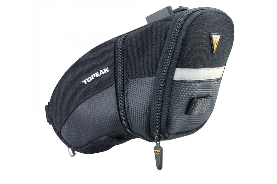 Topeak Aero Wedge Seat Bag with Quickclip - Large