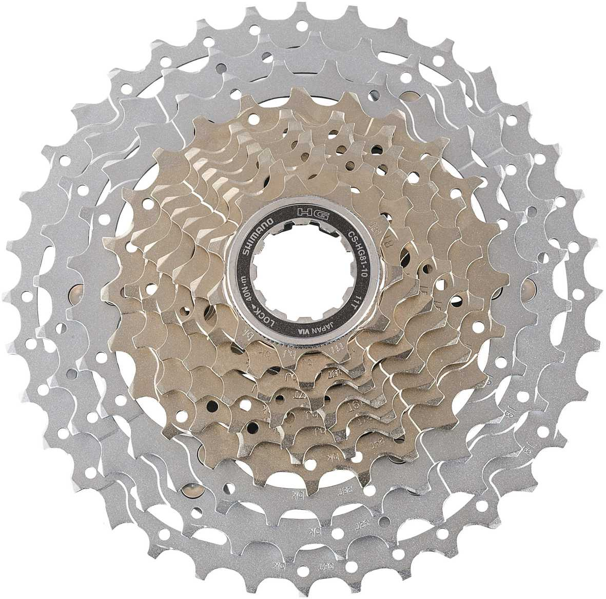 Shimano SLX HG81 10 Speed 11-36 Tooth Cassette