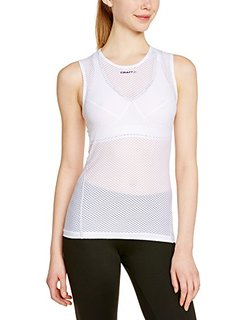 Craft Cool T Mesh Womens Base Layer - Medium - White