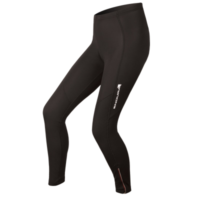 Endura Thermolite Womens Tights with Pad - XS - Black
