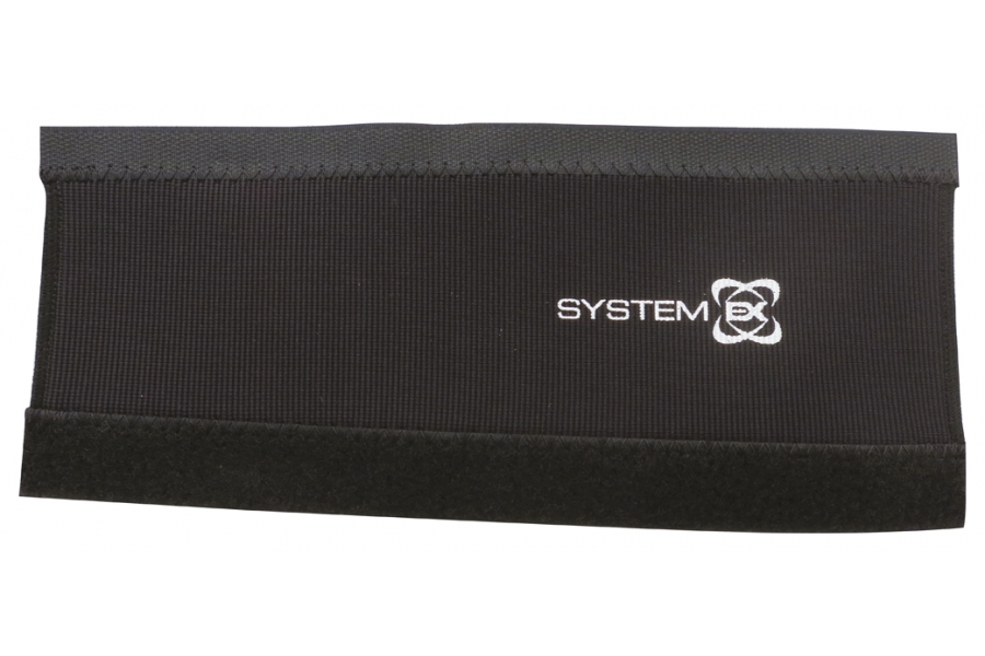 System EX Neoprene Chainstay Protector - Black