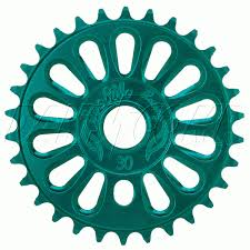 Profile Imperial 30 Tooth BMX Sprocket for 19mm Axles - Green