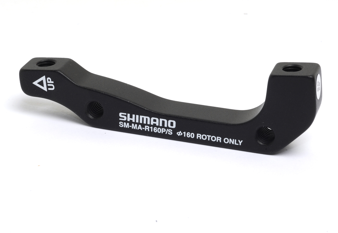 Shimano Rear Brake Adapter IS Frame to Post Calliper for 160mm Rotor