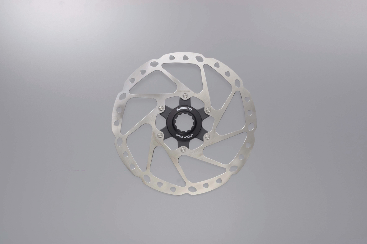 Shimano Deore RT64 Centre Lock Disc Rotor - 180mm