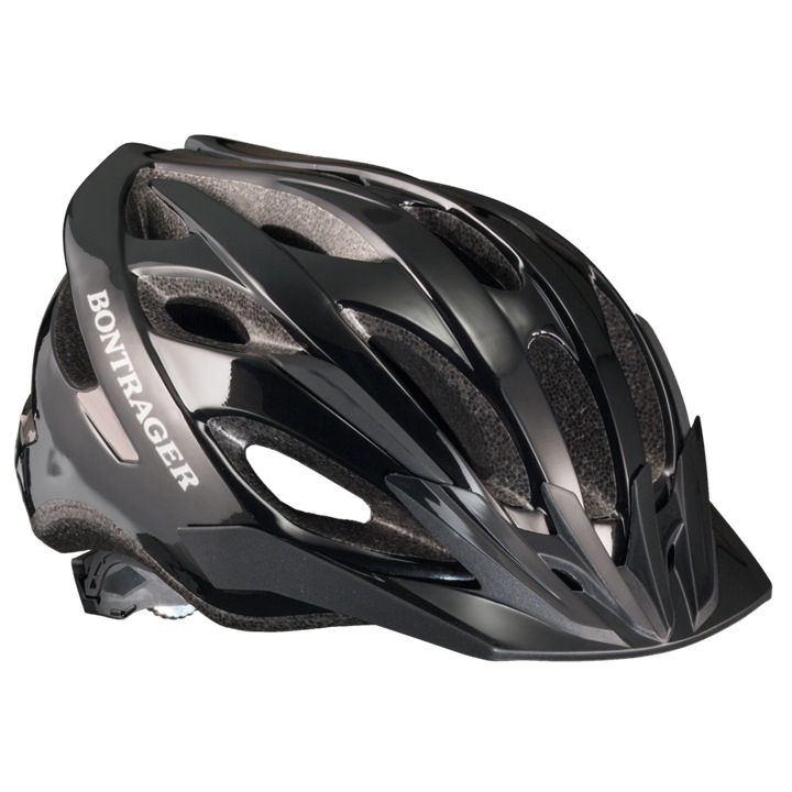 Bontrager Solstice MTB Helmet - Medium/Large (55-61cm) - Black