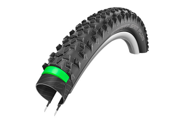 Schwalbe Smart Sam Plus Addix Wire Bead Tyre - 29 x 2.25