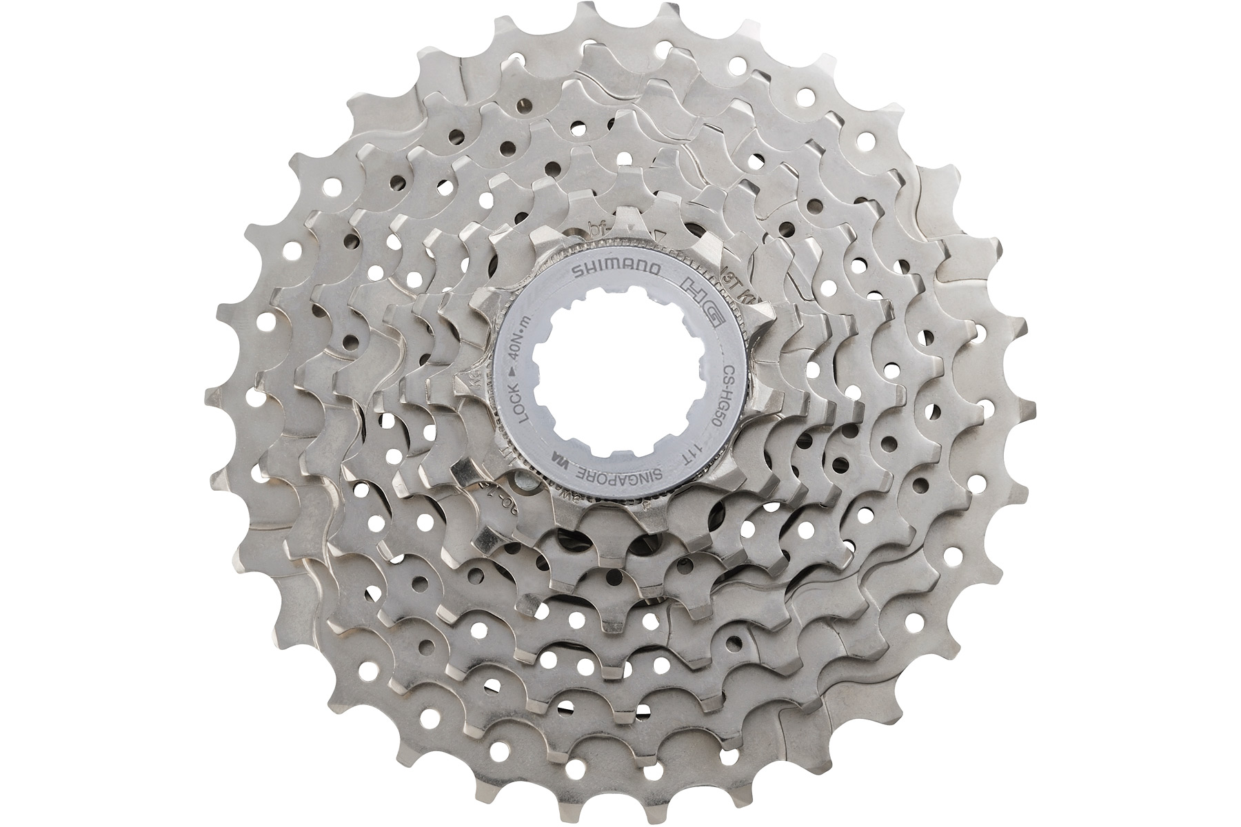 Shimano Alivio HG50 8 Speed 11-28 Tooth Cassette