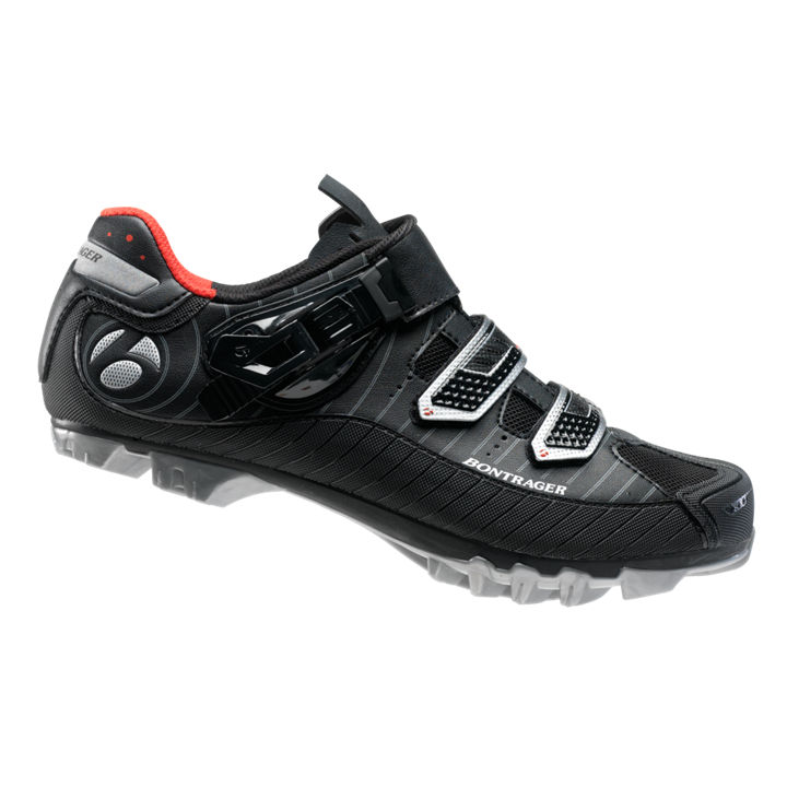 Bontrager RL Moutain 2014 Mens Shoes - Black - 45