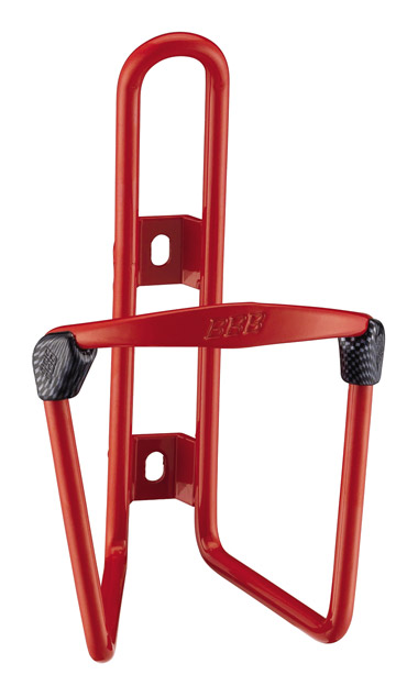 BBB Fueltank Alloy Bottle Cage - Red