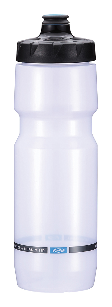 BBB Autotank XL Water Bottle 750ml - Clear