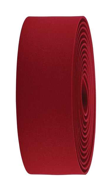 BBB Raceribbon Gel Bar Tape - Red