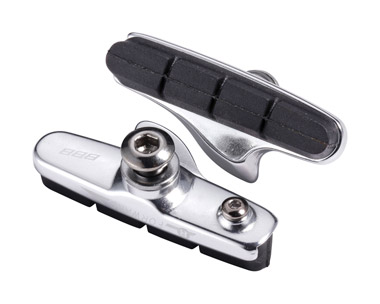 BBB Roadstop Shimano Cartridge Type Brake Blocks - Silver