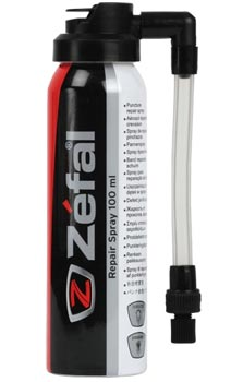 Zefal Repair Spray Inner Tube Sealant 100ml