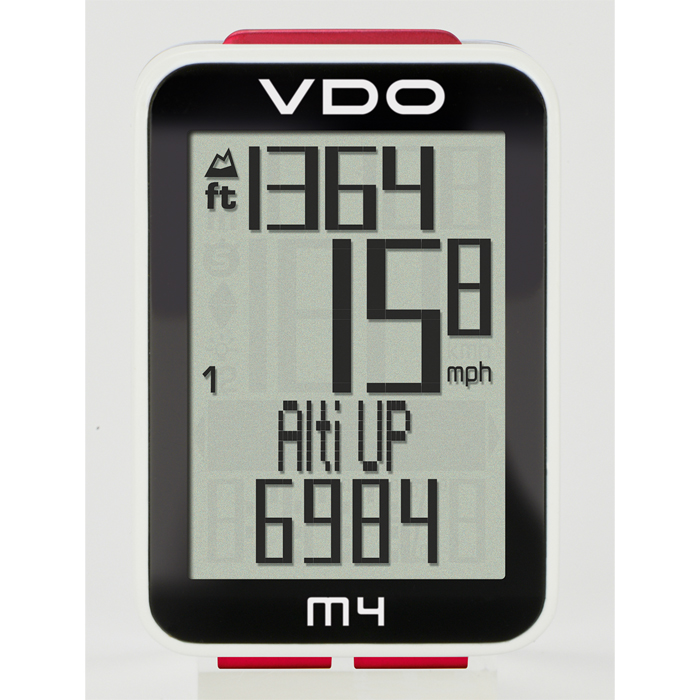 VDO M4 Wireless Cycle Computer