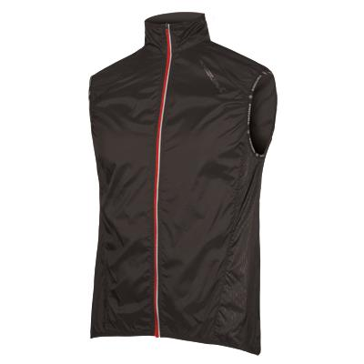 Endura Pakagilet II Mens Gilet - Large - Black