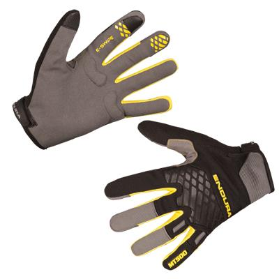 Endura MT500 II Mens Gloves - Medium - Black