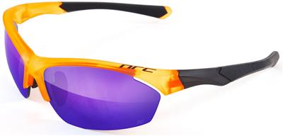 NRC P3 Sunglasses - Orange/Grey