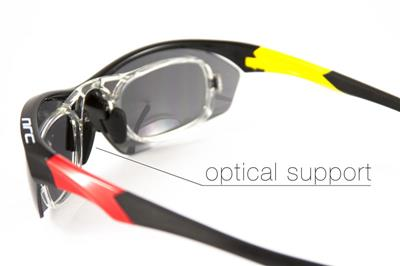 NRC Optical Support for P3/P5 Sunglasses