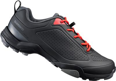 Shimano MT3 Mens Trail Shoes - Black - 44