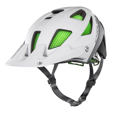 Endura MT500 Helmet - White