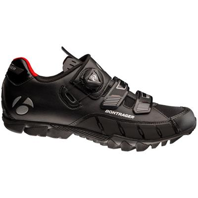 Bontrager Katan MTB Shoes - 43 - Black