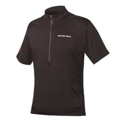 Endura Hummvee Mens Short Sleeve Jersey - Black