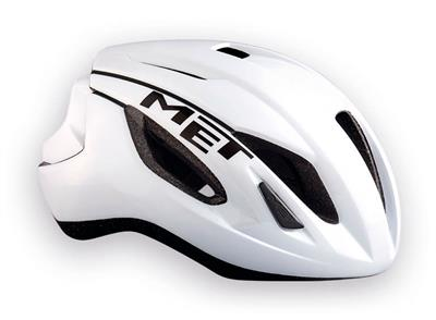 MET Strale 2017 Road Helmet - Medium (52-58cm) - White