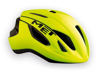 MET Strale 2017 Road Helmet - Medium (52-58cm) - Yellow/Black