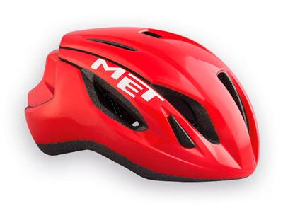 MET Strale 2017 Road Helmet - Medium (52-58cm) - Red