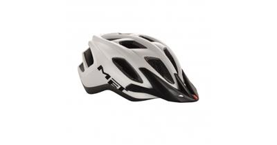 MET Funandgo 2017 MTB Helmet - Medium (54-61cm) - Matt White