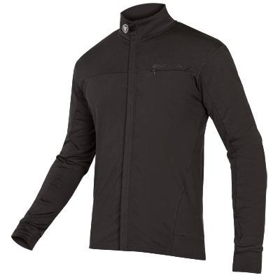 Endura Xtract Roubaix Long Sleeve Jersey - Medium - Black