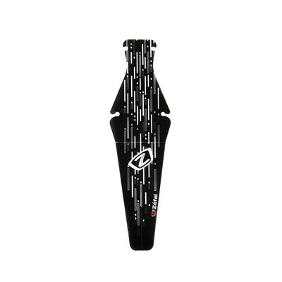 Zefal Shield Lite M Under Saddle Rear Road Mudguard - Black