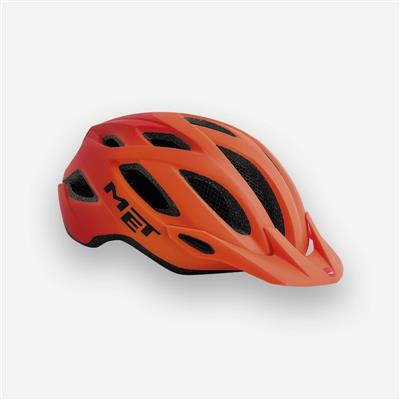 MET Crossover 2018 MTB Helmet - Medium (52-59cm) - Orange
