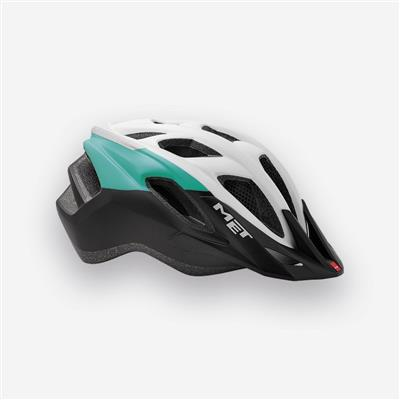 MET Funandgo 2018 MTB Helmet - Small (52-57cm) - Mint Green/White/Black