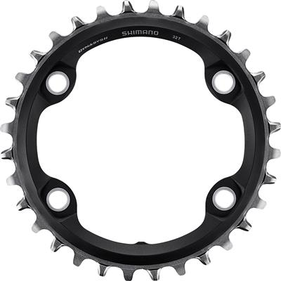 Shimano SLX M7000 11 Speed Single 32 Tooth Chainring - Black