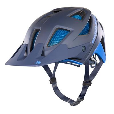 Endura MT500 Helmet - Medium/Large (55-596cm) - Navy