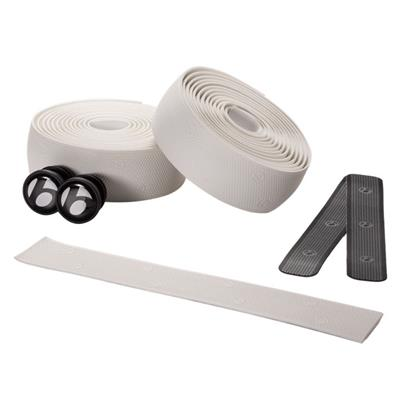 Bontrager Supertack Microfibre Bar Tape - White