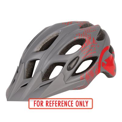 Endura Hummvee Helmet - Large/XL (58-63cm) - Grey