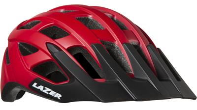 Lazer Roller MTB Helmet - Medium (55-59cm) - Matt Red