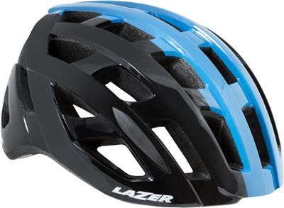 Lazer Tonic Road Helmet - Medium (55-59cm) - Black/Blue