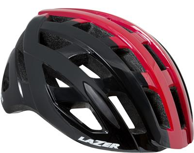 Lazer Tonic Road Helmet - Medium (55-59cm) - Black/Red