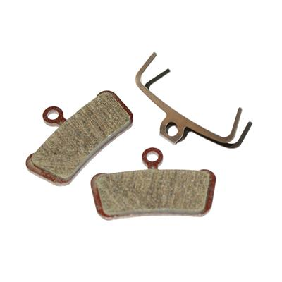 Avid Trail/SRAM Guide Organic Disc Brake Pads with Aluminium Backing