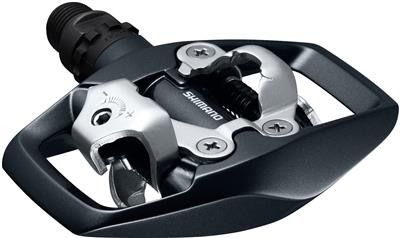 Shimano Light Action ED500 SPD Trail Pedals - Black